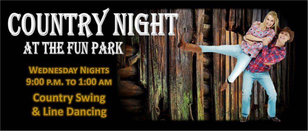 Cache Valley Fun Park Dance Nights